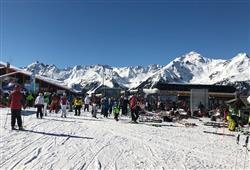 5denní lyžařský balíček Bormio – různé hotely**/*** s lyžováním pro ženy zdarma**2