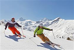 5denní lyžařský balíček Bormio – různé hotely**/*** s lyžováním pro ženy zdarma**3