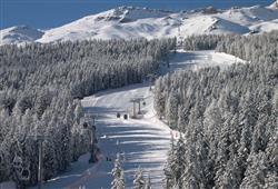 5denní lyžařský balíček Bormio – různé hotely**/*** s lyžováním pro ženy zdarma**4