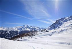 5denní lyžařský balíček Bormio – různé hotely**/*** s lyžováním pro ženy zdarma**5