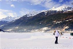 5denní lyžařský balíček Bormio – různé hotely**/*** s lyžováním pro ženy zdarma**12