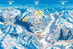 5denní lyžařský balíček Bormio – různé hotely**/*** s lyžováním pro ženy zdarma**16