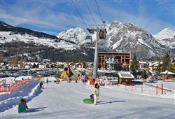 5denní lyžařský balíček Bormio – různé hotely**/*** s lyžováním pro ženy zdarma**13