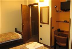 Hotel Alle Tre Baite - 5denný lyžiarsky balíček so skipasom a dopravou v cene***3