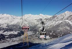Hotel Alle Tre Baite - 5denný lyžiarsky balíček so skipasom a dopravou v cene***16