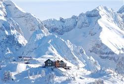 Hotel Sole Alto – 5denní lyžařský balíček se skipasem a dopravou v ceně***20