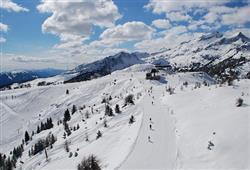 Hotel Sole Alto - 5denní lyžařský balíček se skipasem a dopravou v ceně***34