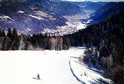 Hotel Sole Alto – 5denní lyžařský balíček se skipasem a dopravou v ceně***22