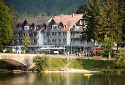 Hotel Jezero - 3/4-dniowy zimowy pobyt z skipassem w cenie****2