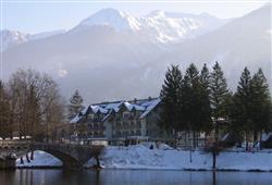 Hotel Jezero - 7/8-dniowy zimowy pobyt z skipassem w cenie****1