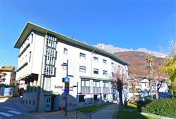 Hotel Cervo - 5denný lyžiarsky balíček so skipasom a dopravou v cene***3