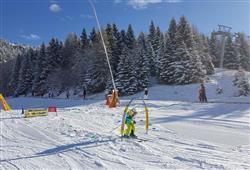 Hotel Erica - 5denní lyžařský balíček se skipasem a dopravou v ceně***11