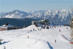 Hotel Erica - 5denní lyžařský balíček se skipasem a dopravou v ceně***13