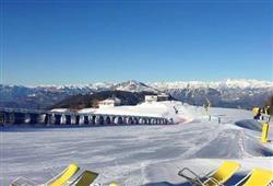 Hotel Erica - 5denní lyžařský balíček se skipasem a dopravou v ceně***15