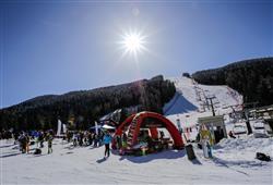 Hotel Erica - 5denní lyžařský balíček se skipasem a dopravou v ceně***17
