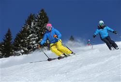 Hotel Erica - 5denní lyžařský balíček se skipasem a dopravou v ceně***20
