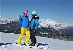Hotel Erica - 5denní lyžařský balíček se skipasem a dopravou v ceně***21