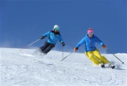 Hotel Erica - 5denní lyžařský balíček se skipasem a dopravou v ceně***22