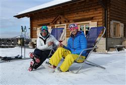 Hotel Erica - 5denní lyžařský balíček se skipasem a dopravou v ceně***23