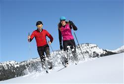 Hotel Erica - 5denní lyžařský balíček se skipasem a dopravou v ceně***26