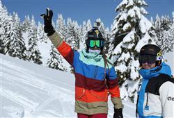 Hotel Erica - 5denní lyžařský balíček se skipasem a dopravou v ceně***29