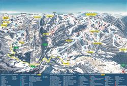Hotel Erica - 5denní lyžařský balíček se skipasem a dopravou v ceně***9