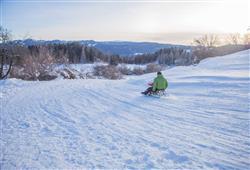 Hotel Erica - 5denní lyžařský balíček se skipasem a dopravou v ceně***36