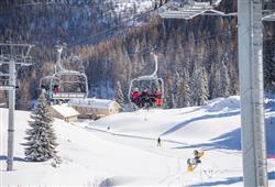 Hotel Erica - 5denní lyžařský balíček se skipasem a dopravou v ceně***37