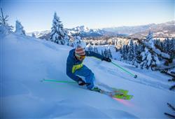 Hotel Erica - 5denní lyžařský balíček se skipasem a dopravou v ceně***38