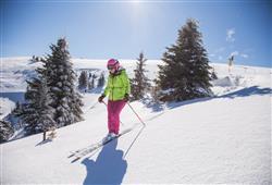 Hotel Erica - 5denní lyžařský balíček se skipasem a dopravou v ceně***40