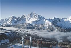 Hotel Simpaty - 6denní lyžařský balíček s denním přejezdem a skipasem v ceně***38