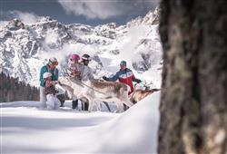 Hotel Simpaty - 6denní lyžařský balíček s denním přejezdem a skipasem v ceně***43