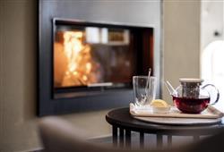 Hotel Simpaty - 6denní lyžařský balíček s denním přejezdem a skipasem v ceně***18