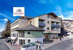 Hotel Simpaty - 6denní lyžařský balíček s denním přejezdem a skipasem v ceně***0