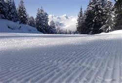 Hotel Piancastello - 5denní lyžařský balíček se skipasem a dopravou v ceně***22