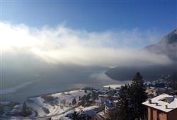 Hotel Aurora Paganella - 5denní lyžařský balíček se skipasem a dopravou v ceně***3