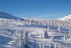 Hotel Aurora Paganella - 5denní lyžařský balíček se skipasem a dopravou v ceně***23