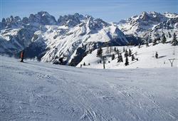 Hotel Aurora Paganella - 5denní lyžařský balíček se skipasem a dopravou v ceně***25