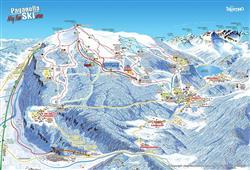 Hotel Aurora Paganella - 5denní lyžařský balíček se skipasem a dopravou v ceně***18