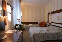 Hotel Miralago - 5denný lyžiarsky balíček so skipasom a dopravou v cene***5
