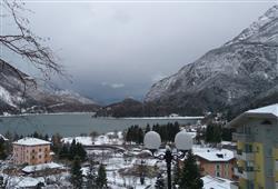 Hotel Miralago - 5denný lyžiarsky balíček so skipasom a dopravou v cene***2