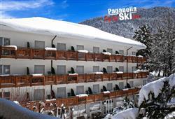 Hotel Miralago - 5denný lyžiarsky balíček so skipasom a dopravou v cene***0
