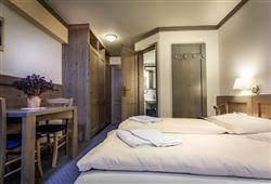 Hotel Krvavec - 5/6denní zimní balíček se skipasem v ceně***2