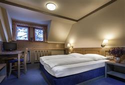 Hotel Krvavec - 5/6denní zimní balíček se skipasem v ceně***3