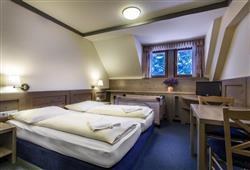 Hotel Krvavec - 5/6denní zimní balíček se skipasem v ceně***5