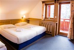 Hotel Krvavec - 5/6denní zimní balíček se skipasem v ceně***6