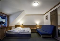 Hotel Krvavec - 5/6denní zimní balíček se skipasem v ceně***7