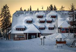 Hotel Krvavec - 4-dniowy zimowy pobyt ze skipassem w cenie***1