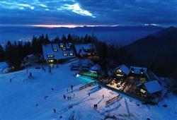 Hotel Krvavec - 4denní zimní balíček se skipasem v ceně***2