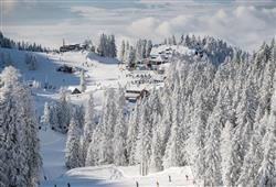 Hotel Krvavec - 4denní zimní balíček se skipasem v ceně***32